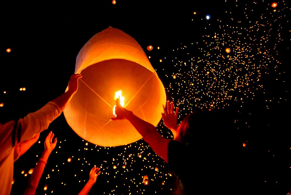 Things You Didn't Know About Taiwan's Lantern Festival