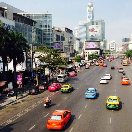 Markets, Shopping and Cafe Hopping in Bangkok